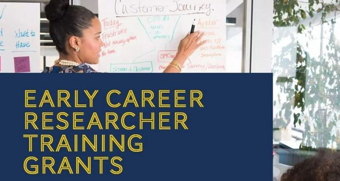 Association of Commonwealth University (ACU), Academic training, ACU Early Career Researcher Training Grant 2021, Individual opportunity, ACU grants, Early Career Researcher (ECR), Grants, Research grants