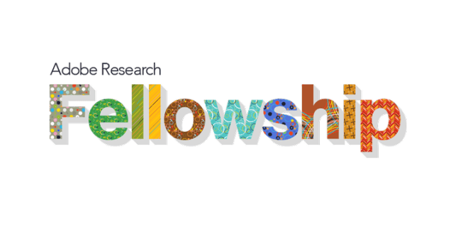 Adobe Research International Fellowship for Graduate students 2021, Academic research training, International scholarship, Doctoral fellowship, MSc research fellowship, Research fellowship, Academia, Fellowship program, Adobe fellowship, postgraduate fellowship, Fellowship opportunity