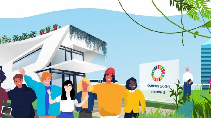 Academic opportunities, Challenge Campus 2030 for Students and Professors/ Researchers Globally (1500 euros), Challenge Campus 2030-2nd edition, Sustainable development goals (SDGs), United Nations Regional Information Center (UNRIC)