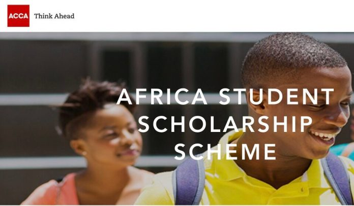 Scholarships for African, Academic opportunities, International scholarship, ACCA Africa Scholarship Scheme 2021 (Funded), Individual scholarship program, Scholarship for Accounting students, Graduate scholarship program, Postgraduate Scholarship, Scholarship applications