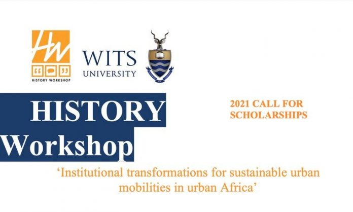 International Research Scholarship Program, Academic research training, International fellowship, PhD fellowship, Postgraduate fellowship, Research fellowship, Academia, Doctoral fellowship, Wits History Workshop Masters Research Fellowships for Africans 2021(Fully Funded), Volvo Research and Educational Foundations (VREF)