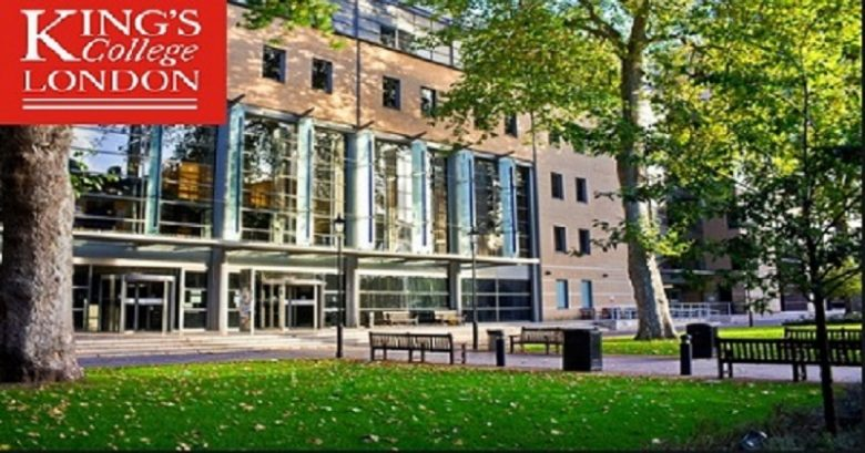 Kings College International Postgraduate Research Scholarships for Africans 2021-22, International scholarship, PhD scholarship, Research scholarship, Academia, King's College London,