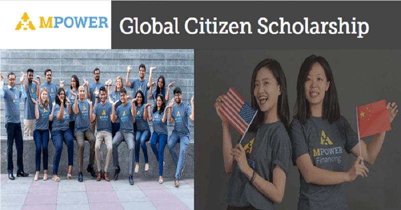 MPOWER Global Citizen Scholarship for International students in Canada and U.S., Scholarship for international students, International scholarships, scholarship applications 2021, Graduate scholarship program, Scholarship in USA, Scholarship in Canada