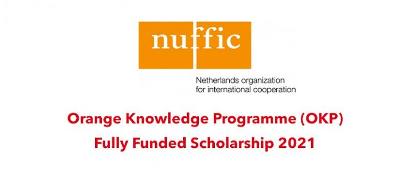Orange Knowledge Scholarship Programme for mid-career professionals in specific countries, Scholarship for international students, International scholarships, scholarship applications 2021, Graduate scholarship program, OKP scholarship