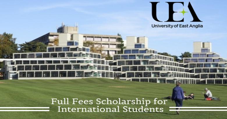 UEA International Development Full Fees Scholarship 2021, scholarships for international students, University East Anglia, Tuition fee scholarship, Scholarship application, Scholarship opportunity, 2021 scholarship