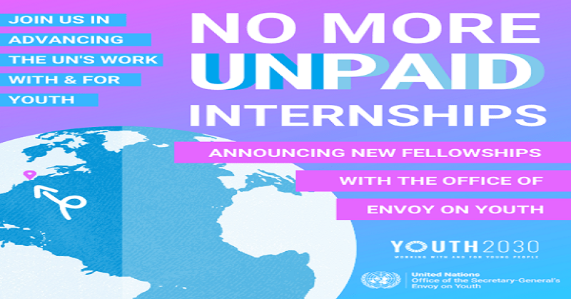 United Nations Paid Internship for Graduate Students in New York, paid internships abroad, paid internships in USA for international students, paid internships abroad for recent graduates, paid internships abroad 2022, paid internships for graduate students,