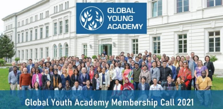 A, Global Young Academy Membership call, call for application, Scholars opportunity, Scholars association