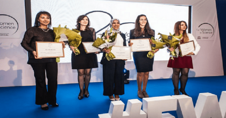 outstanding performance, special mention, Best thesis award, an international award, special award, L'Oréal-UNESCO Young Talents Grants for Women 2021, Research grants