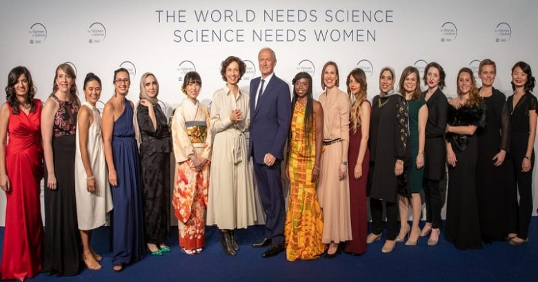 international award, Award of recognition, L'OREAL-UNESCO for Women in Science International Rising Talents Award,