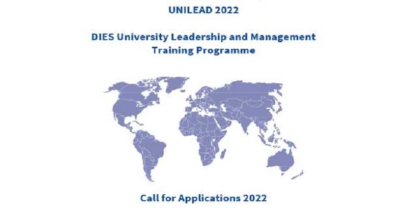 IES University Leadership and Management Training Programme (UNILEAD 2022), Opportunities for graduate, International scholarship, DAAD scholarship program,