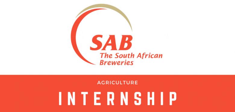 SAB Agriculture Internship 2022 for Young Agricultural Graduates, Internship job opportunity, an Internship program for graduate student, SAB internship program, Interns