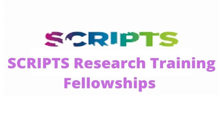 SCRIPTS Research Training Fellowships