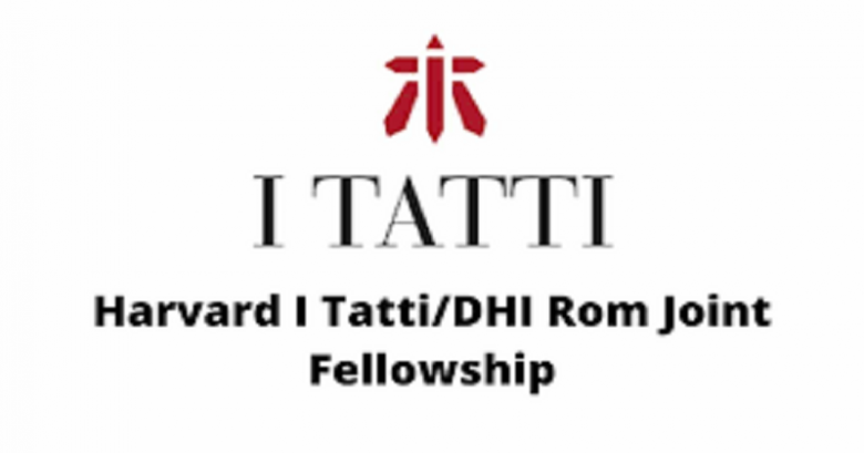 I Tatti/Dhi Rom Joint Fellowship for African Studies, Fellowship applications, postdoctoral fellowship, Opportunities for scholars, Scholar's fellowship, Postdoc fellowship, Doctoral fellowship.