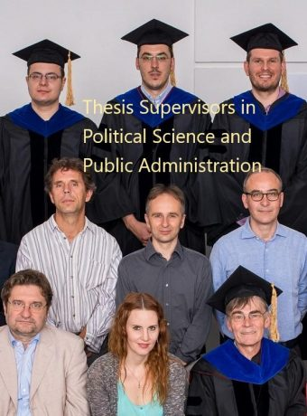 Call for Applications: Thesis Supervisors in Political Science and Public Administration, Faculty Positions, Academic opportunities, lecturer jobs, Academic jobs, University jobs, Academic positions, Higher Ed jobs, University Lecturer jobs, PhD jobs, Faculty Jobs,